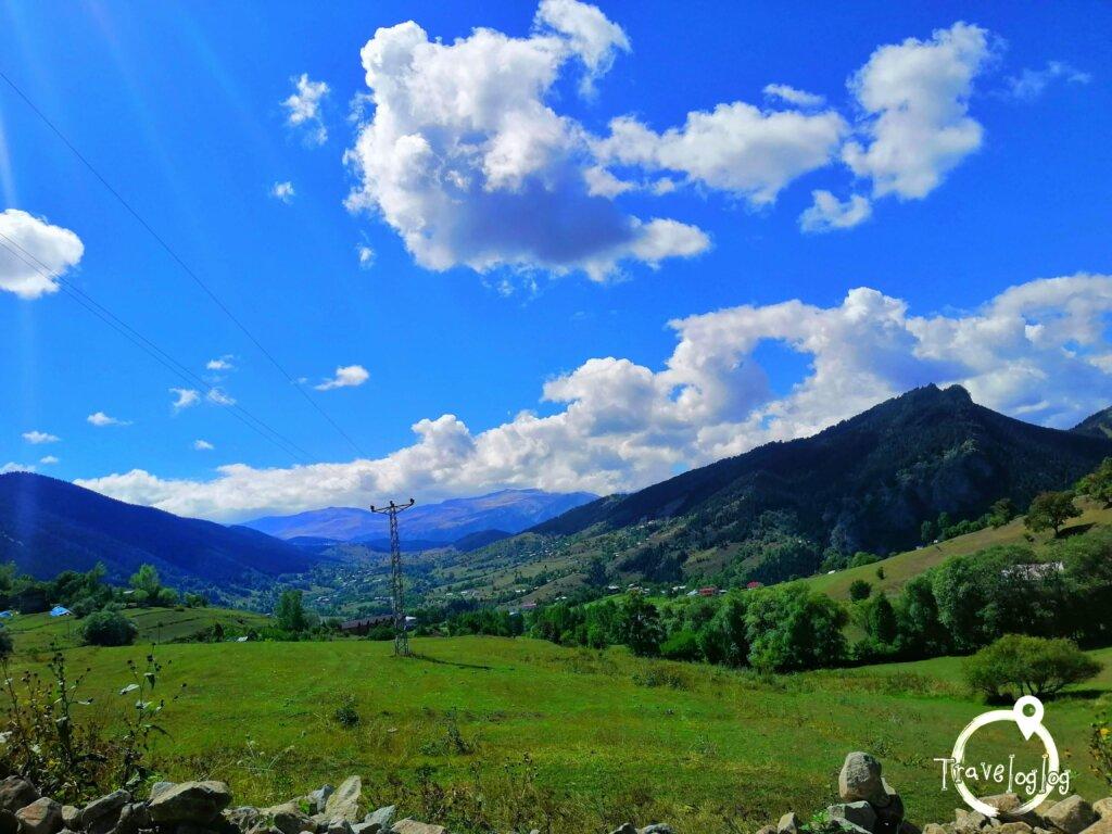 トルコ:高原と空