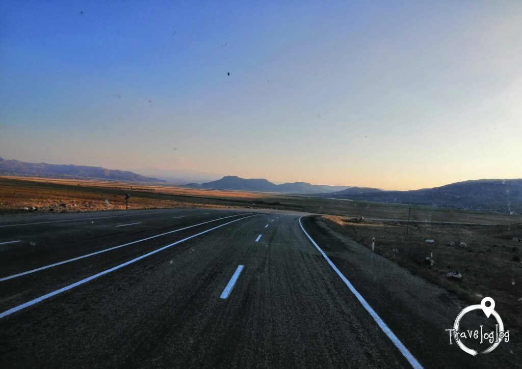 トルコ:ドゥバヤジットまでの道のり